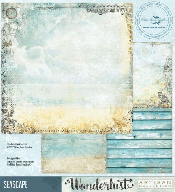 Wanderlust - Seascape