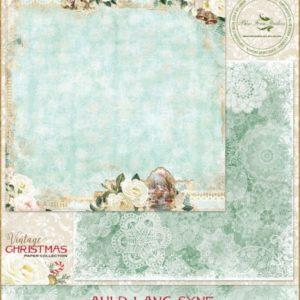 Vintage Christmas - Auld Lang Syne