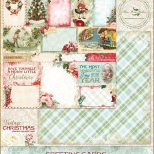 Vintage Christmas - Greeting Cards