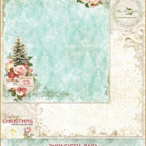 Vintage Christmas - Wonderland