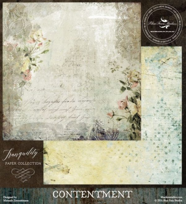 Tranquility - Contentment
