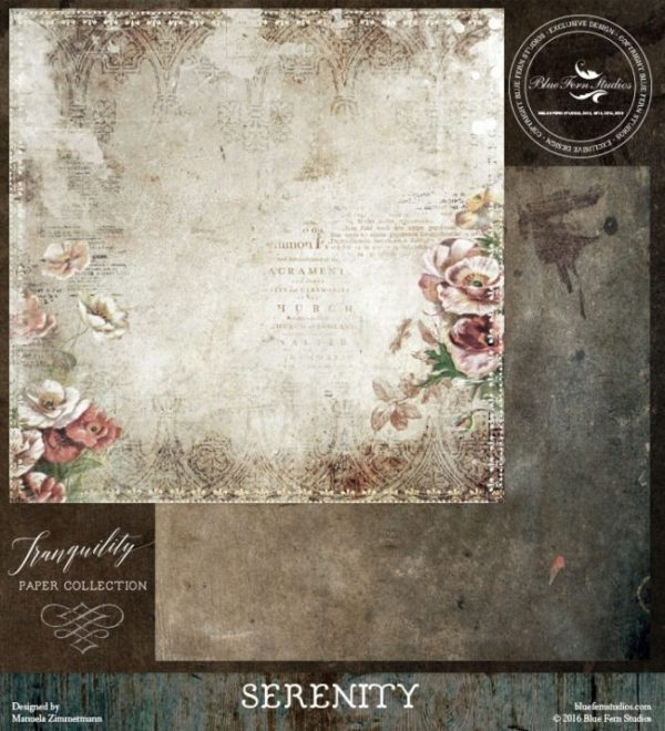 Tranquility - Serenity