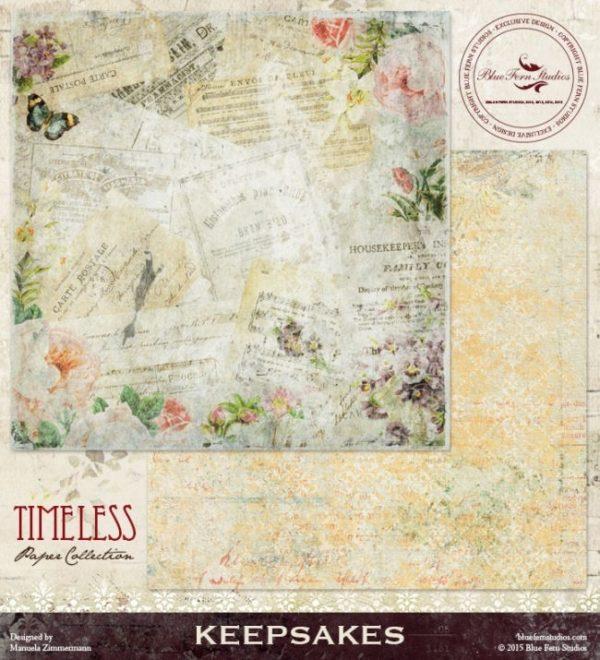Timeless - Keepsakes