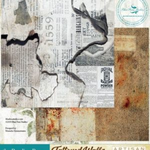 Tattered Walls - The Reading Room