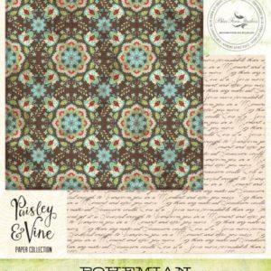 Paisley & Vine - Bohemian