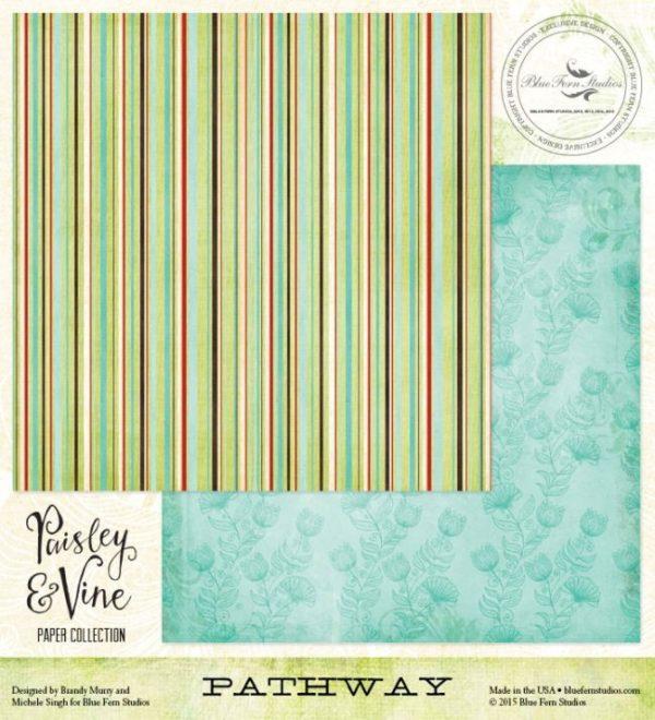 Paisley & Vine - Pathway