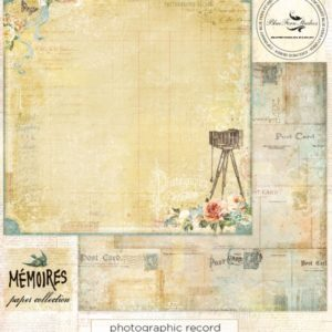Mémoires - Photographic Record