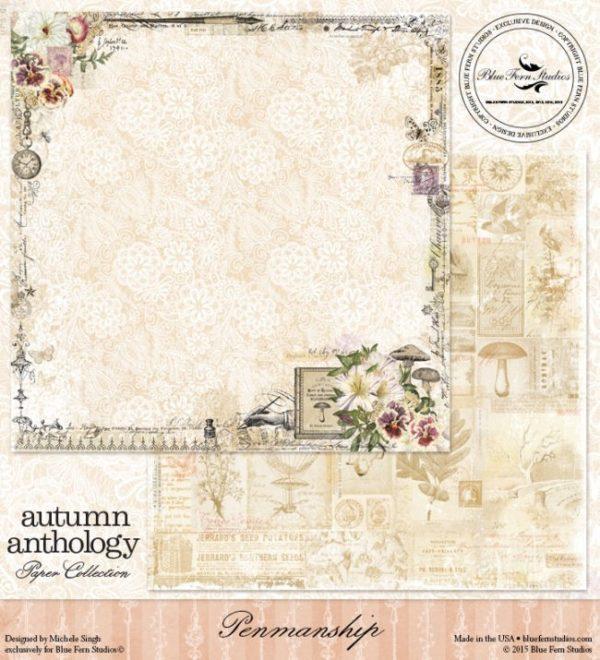 Autumn Anthology - Penmanship