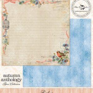 Autumn Anthology - Robin