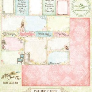 Attic Charm - Calling Cards