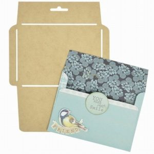 Card Envelope Template
