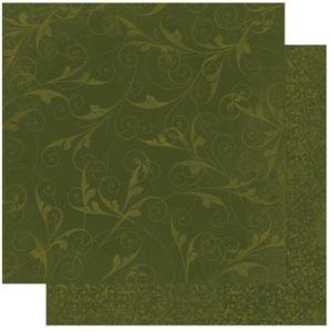 Olive Flourish