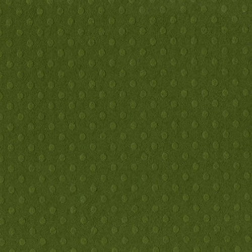 Dotted Swiss - Clover Leaf