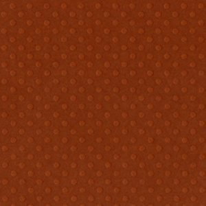 Dotted Swiss - Terra Cotta