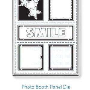 Photo Booth Panel Die Set