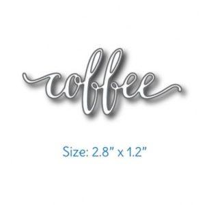 Fancy Coffee Die