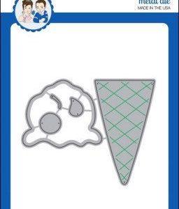 Ice Cream Cone Die Set