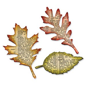 Tattered Leaves