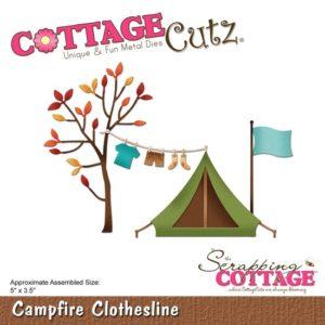 Campfire Clothesline