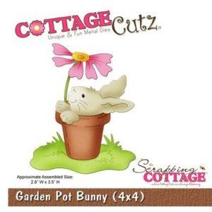 Garden Pot Bunny