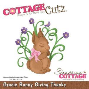 Gracie Bunny Giving Thanks