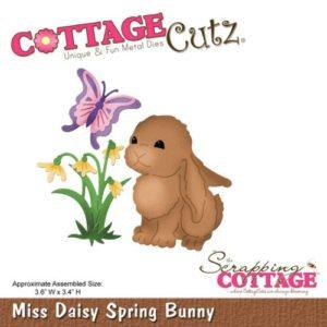 Miss Daisy Spring Bunny