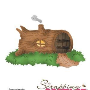 Critterville Log House