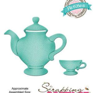 Teapot & Teacup