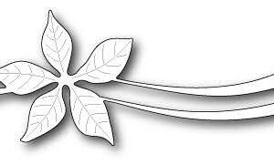 Poinsettia Ribbon