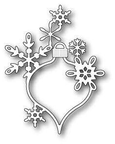 Lavinia Snowflake Ornament