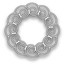 Curly Wreath