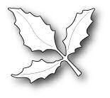 Holly Leaf Branch