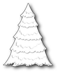 Snow Flocked Tree