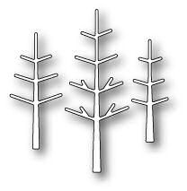 Stick Pine Trees