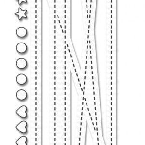 Stitched Strip
