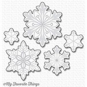 Snowflake Splendor Dies