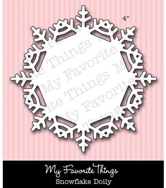 Snowflake Doily