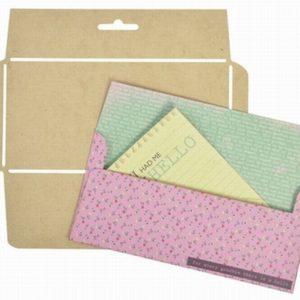 DL Envelope Template
