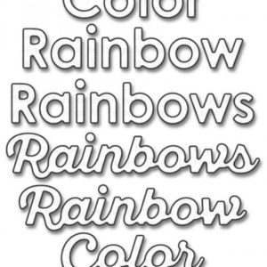 Color the Rainbow