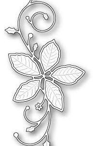 Poinsettia Flourish