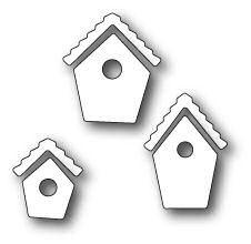 Bitty Birdhouses
