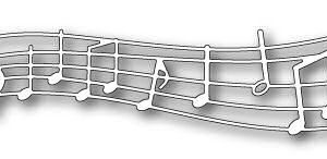 Fancy Music Border