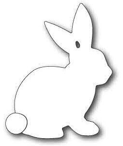 Sketch Bunny Background