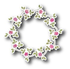 Mercer Rose Wreath