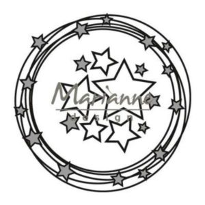 Circle & Stars
