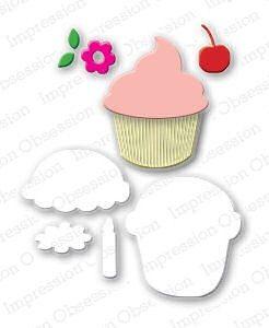 Cupcake Die Set
