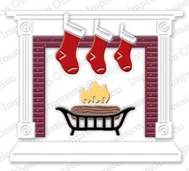 Fireplace Dies
