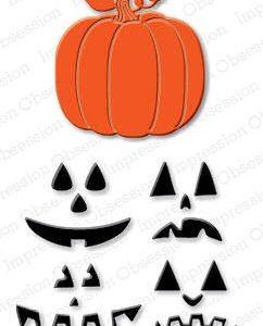 Pumpkin Die Set