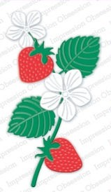 Strawberry Die Set