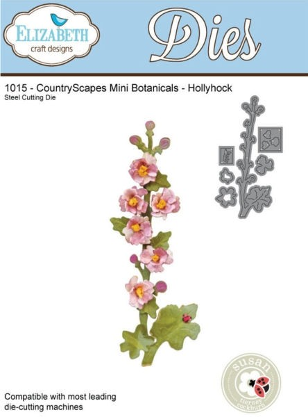 CountryScapes - Hollyhock